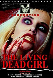 The Living Dead Girl Poster