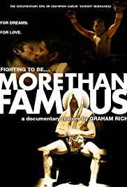 More Than Famous Poster