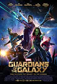 Guardians of the Galaxy Affiche du film