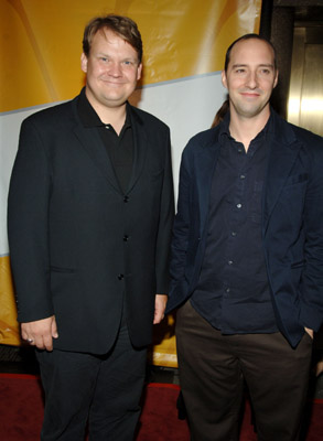 Tony Hale and Andy Richter