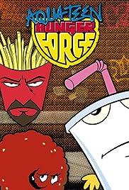 Aqua Teen Hunger Force Poster