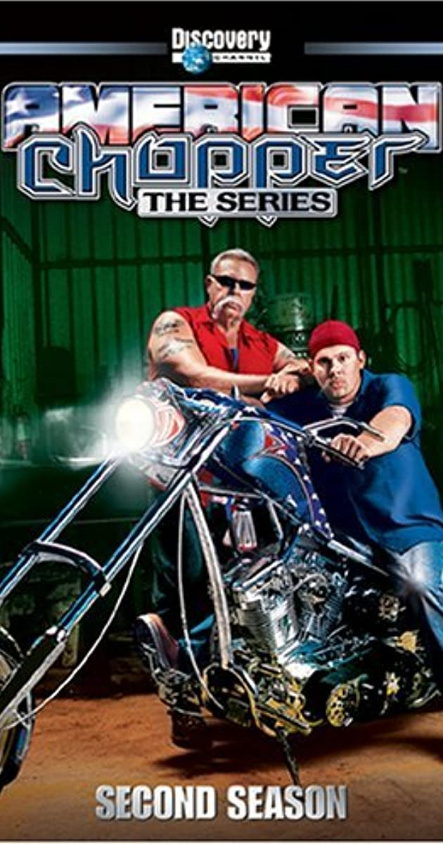 And the Winner Is | American Chopper | Discovery
