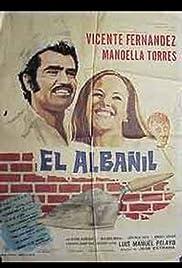 El albañil Poster