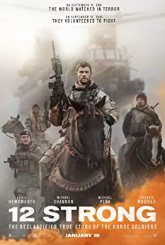 12 Strong tells the story of the first Special Forces team deployed to Afghanistan after 9/11; under the leadership of a new captain, the team must work with an Afghan warlord to take down the Taliban.