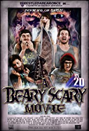 A Beary Scary Movie Poster