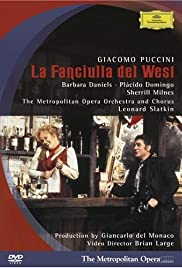 La fanciulla del West Poster