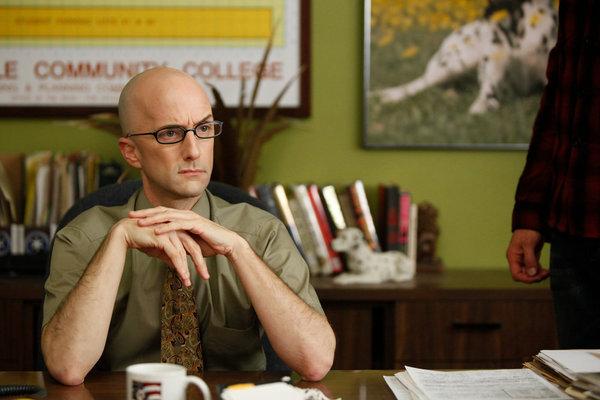 Jim Rash in Community (2009)