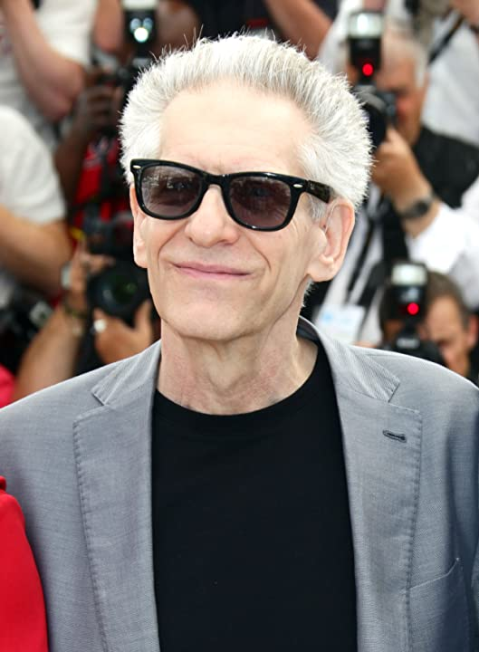 David Cronenberg at Cosmopolis (2012)