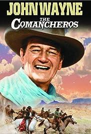 The Comancheros Poster