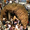Where the Wild Things Are viewing environment in Warner Bros. booth