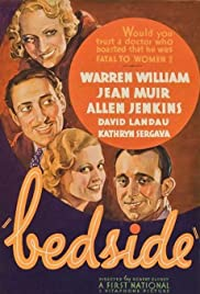 Bedside (1934) Poster - Movie Forum, Cast, Reviews