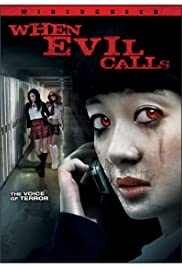 When Evil Calls Poster
