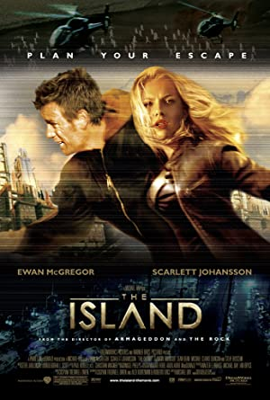 La isla - 2005