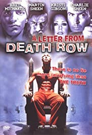 A Letter from Death Row (1998) Poster - Movie Forum, Cast, Reviews