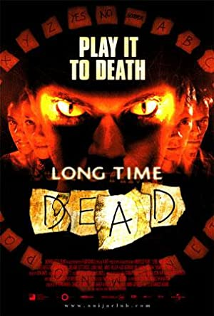 Long Time Dead poster