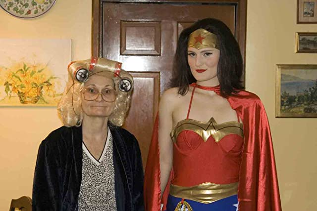Cousin Ruthie and Mary Chieffo as Wonder Woman