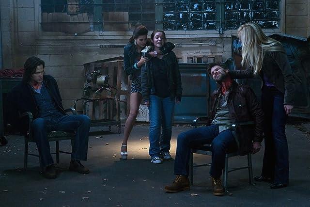 Meghan Ory, Jared Padalecki, Ian Tracey, Paula Lindberg, and Madison McLaughlin in Supernatural (2005)