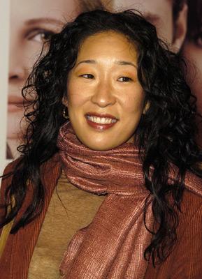 Sandra Oh at Closer (2004)