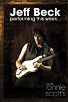 Image of Jeff Beck at Ronnie Scott's