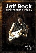 Jeff Beck at Ronnie Scott's