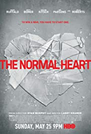 The Normal Heart (2014) Poster - Movie Forum, Cast, Reviews