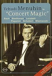 Concert Magic Poster