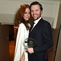 Kate Beckinsale and Tom Bennett