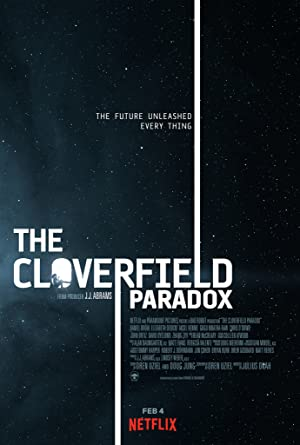 The Cloverfield Paradox full movie streaming