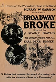 Broadway Broke Poster