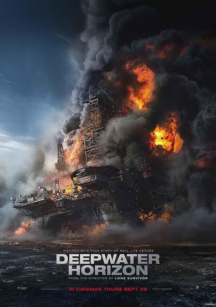 Deepwater Horizon 2016 720p BRRip English Watch Online Free Download