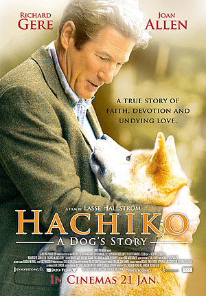 Watch Hachi: A Dog's Tale 2009