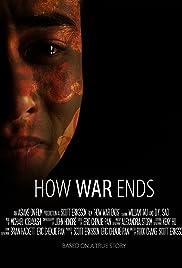 How War Ends Poster