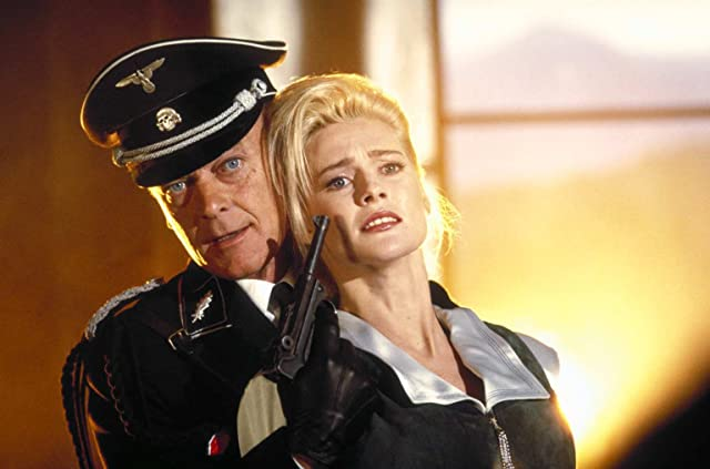 Michael Byrne and Alison Doody in Indiana Jones and the Last Crusade (1989)
