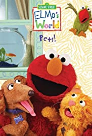 Elmo's World: Pets! Poster