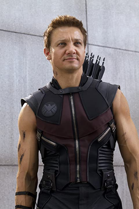 Jeremy Renner in The Avengers (2012)