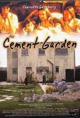 The Cement Garden poster