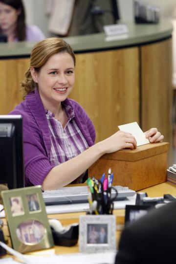 Jenna Fischer in The Office (2005)