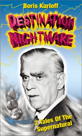 Destination Nightmare (1958)