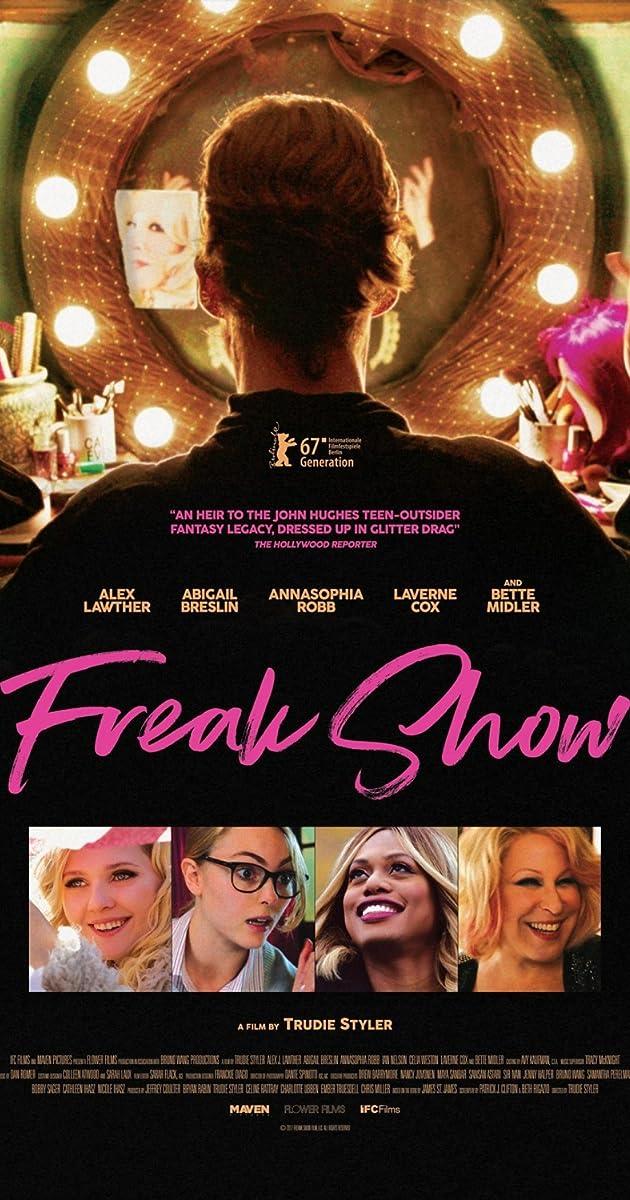Freak Show (2018) Hollywood Movies - TVFinal.com