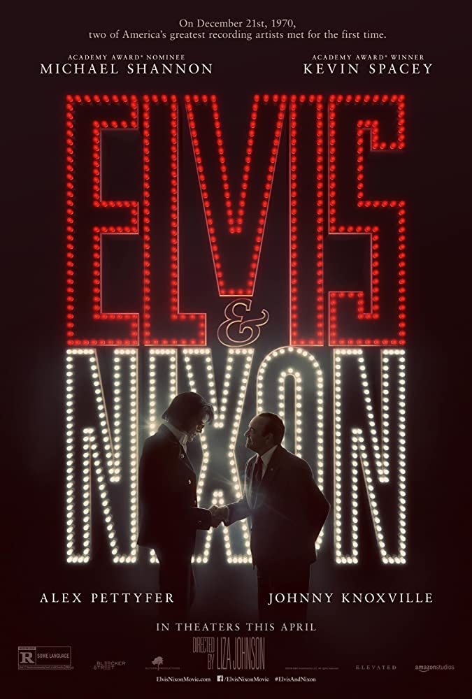 Elvis & Nixon en streaming