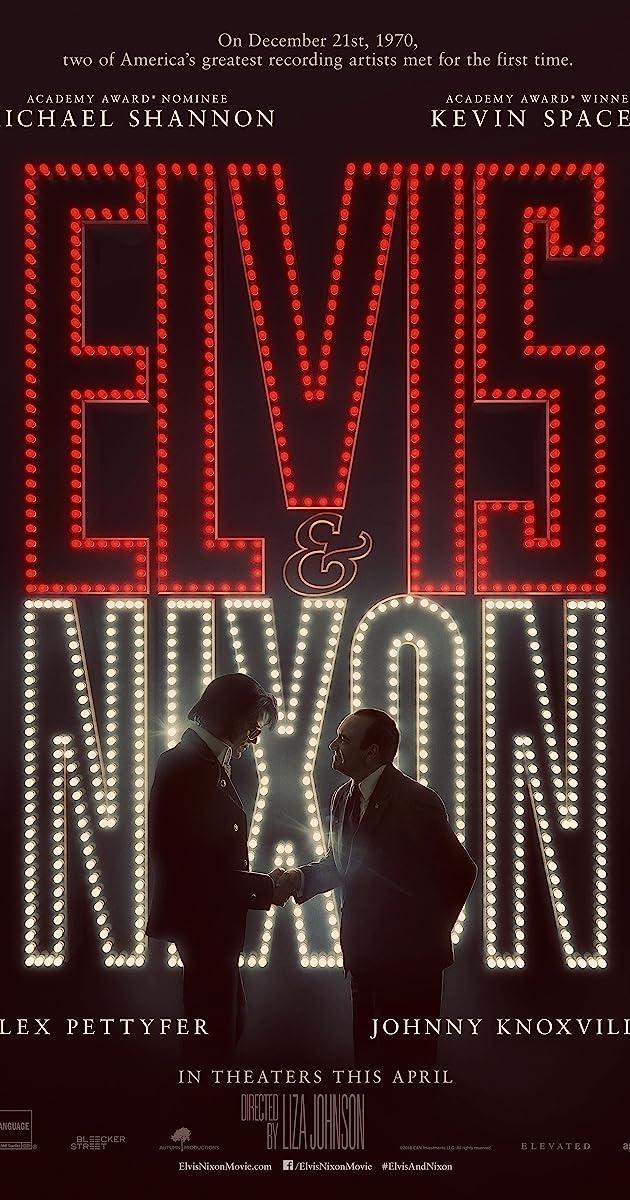 Elvis ir Niksonas / Elvis & Nixon (2016) parsisiusti atsisiusti filma nemokamai