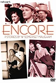 Encore (1951) Poster - Movie Forum, Cast, Reviews