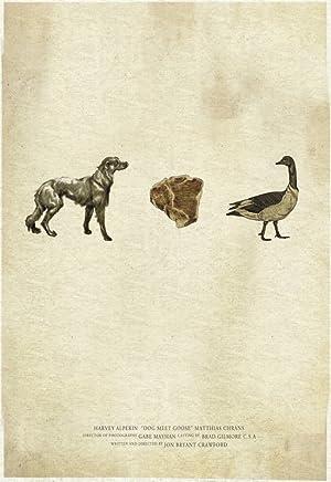 Dog Meet Goose 2012 11