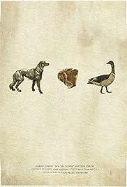Dog Meet Goose Poster