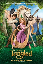 Tangled (2010) Poster - Movie Forum, Cast, Reviews