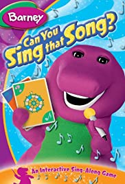 Barney: Can You Sing That Song? Poster