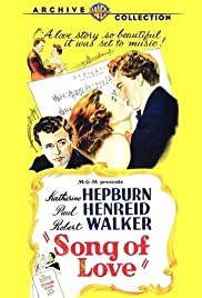Song of Love (1947) Poster - Movie Forum, Cast, Reviews