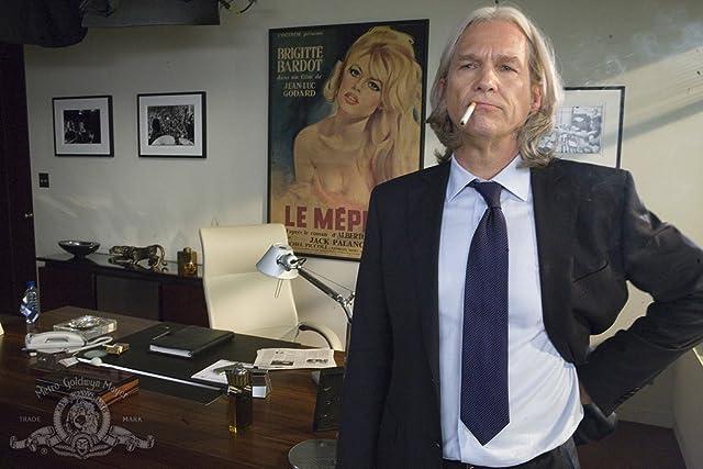 Jeff Bridges in How to Lose Friends & Alienate People (2008)