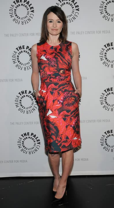 Emily Mortimer at an event for The Newsroom (2012)