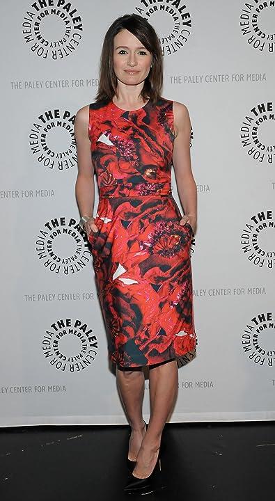 Emily Mortimer at The Newsroom (2012)